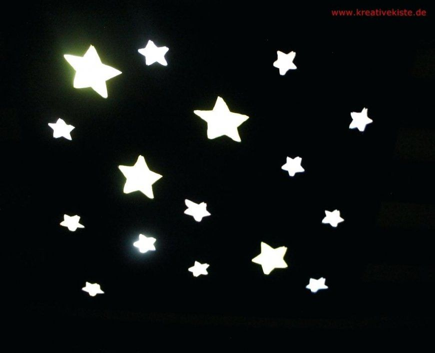 Sternenhimmel Kinderzimmer Led Bauanleitung Selber Bauen Lampe von Sternenhimmel Kinderzimmer Selber Bauen Photo