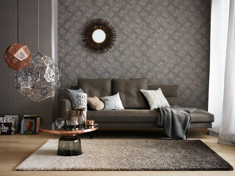 Stilvoll Wohnzimmer Tapeten Schöner Wohnen 6213 von Schöner Wohnen Tapeten Wohnzimmer Bild