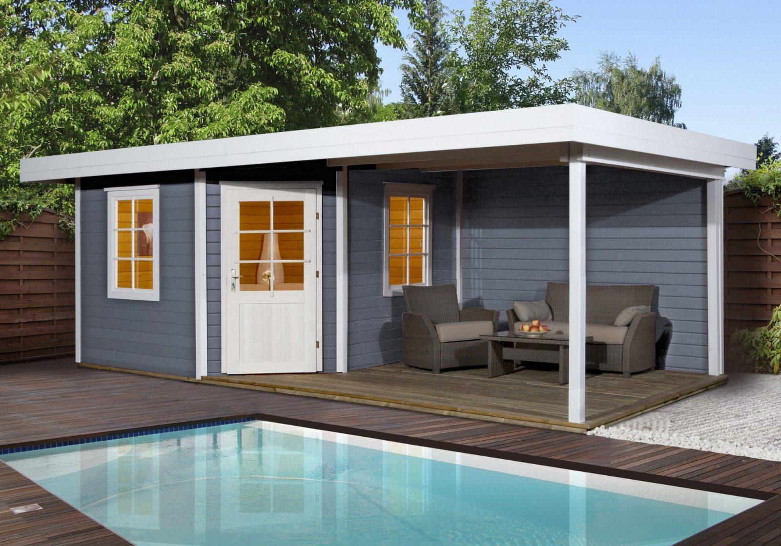 Stilvolle Gartenhaus Mit Sauna Und Dusche Gartenhaus Mit Sauna von Dusche Im Gartenhaus Einbauen Bild
