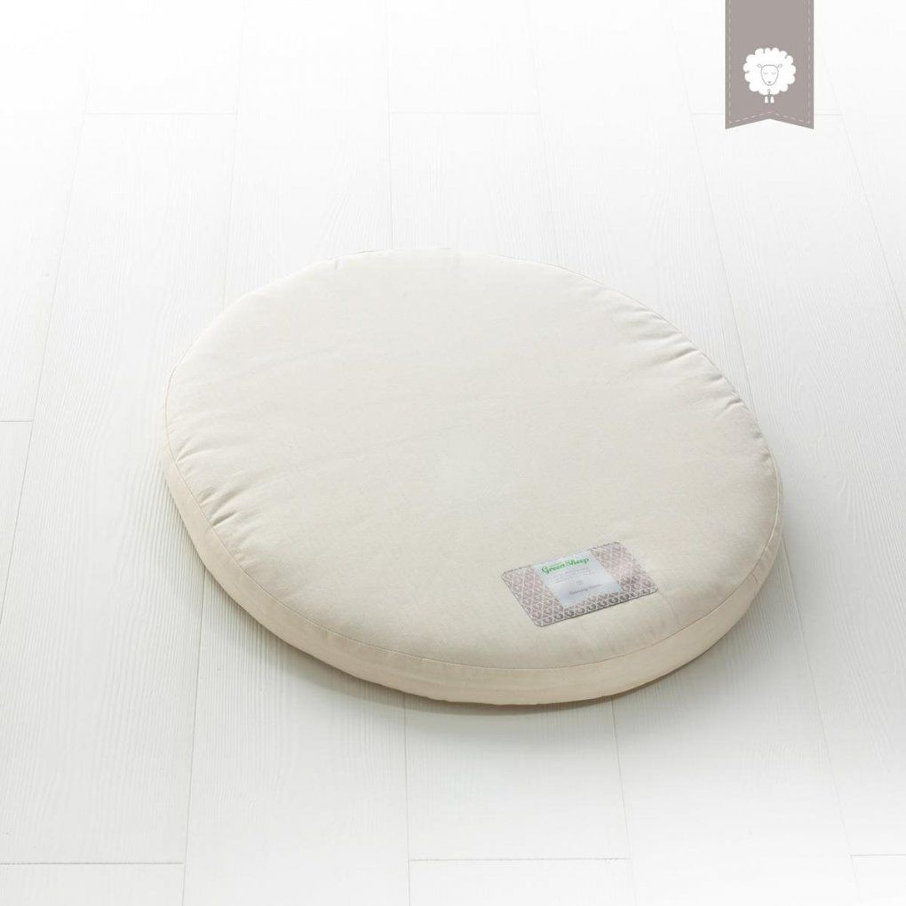 Stokke Sleepi Natural Crib Mattress  The Little Green Sheep von Stokke Sleepi Junior Matratze Bild