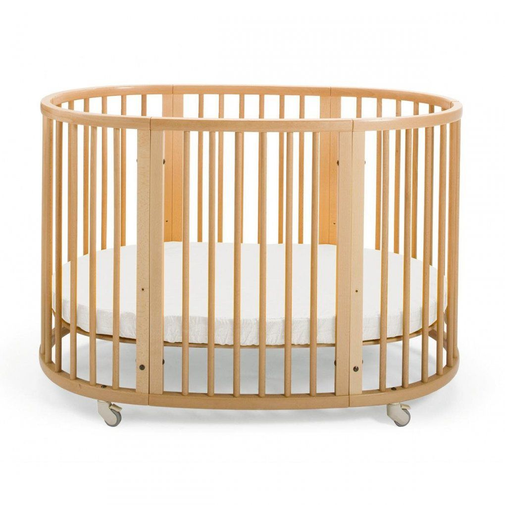 Stokke Sleepi Natural Crib Mattress  The Little Green Sheep von Stokke Sleepi Junior Matratze Photo