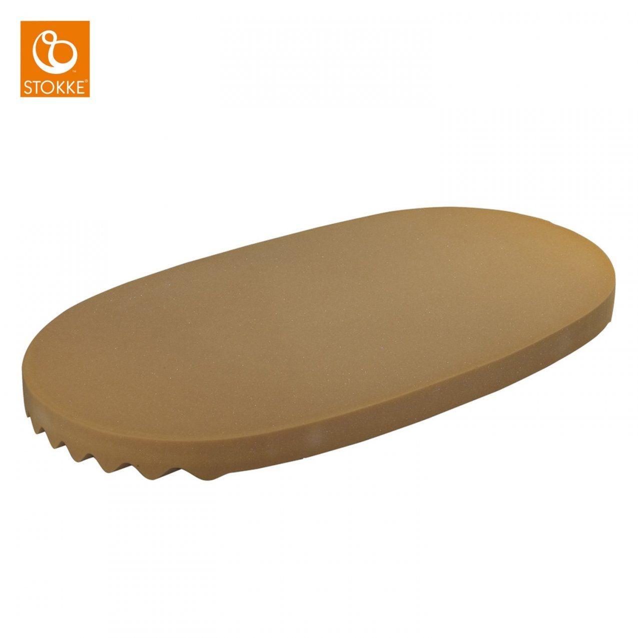 Stokke Umbausatz Junior Bett Natural + Matratze von Stokke Sleepi Junior Matratze Bild