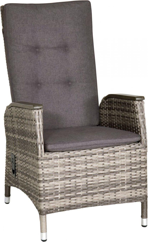 Stuhl Soho Cloud Hohe Rückenlehne Hochlehner Gartenstuhl Gartenmöbel von Gartenstuhl Mit Verstellbarer Rückenlehne Bild
