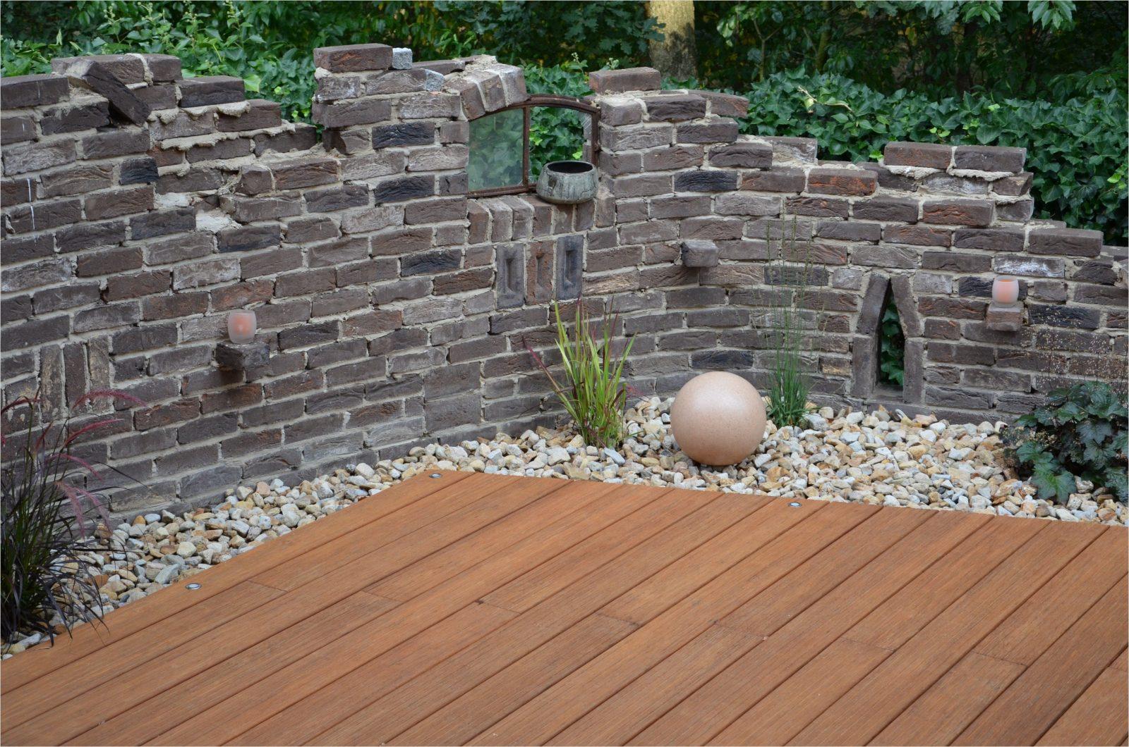 Stunning Garten Steinmauer Selber Bauen Gallery House Ist Frisch von Steinmauer Garten Selber Bauen Bild