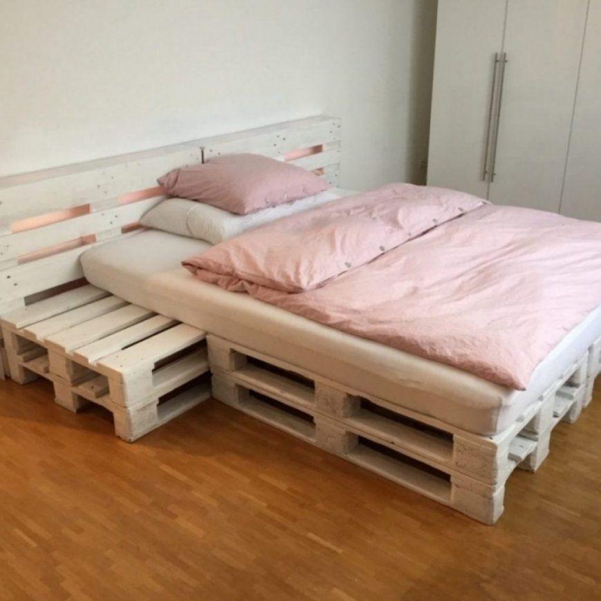 Stylist Inspiration Paletten Bett 140X200 Erstaunlich Auf von Palettenbett 140X200 Selber Bauen Bild