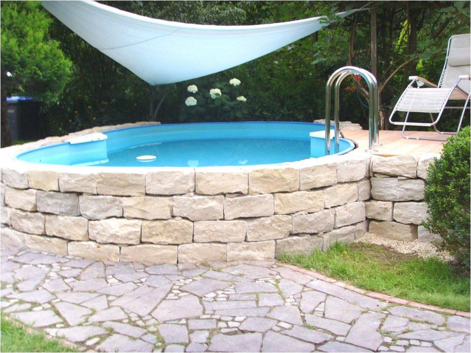 Swimmingpool Selber Bauen Styroporbecken Komfort Plus Schwimmbad von Pool Selber Bauen Billig Photo