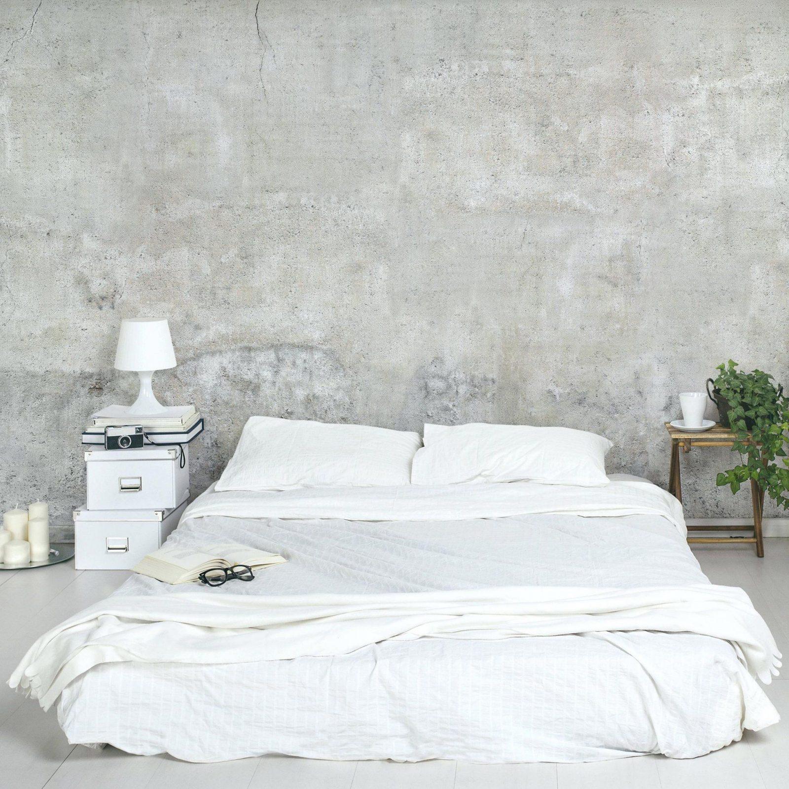 Tapete Gestalten Wande Ohne Frisch Beton Vliestapete Shabby von Wände Gestalten Ohne Tapete Bild