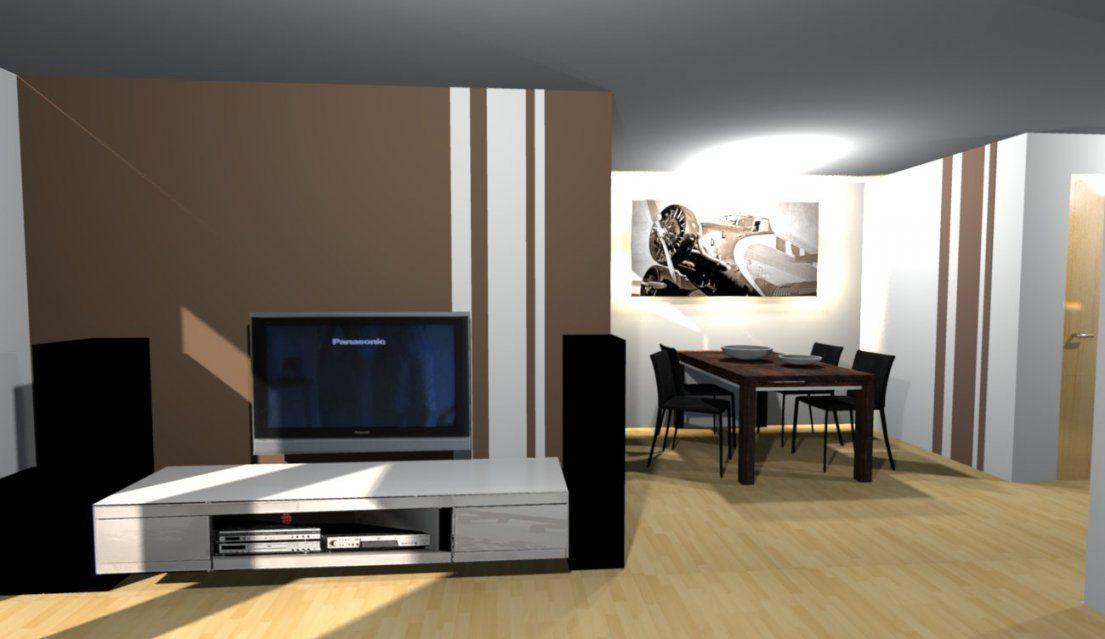 Terrific Farbe Streifen Streichen  Home Design Ideas von Wand Streichen Streifen Ideen Bild