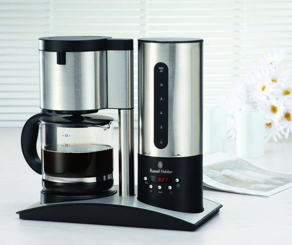The Supply Shoppe  Product  10968S Russell Hobbs Digital Coffee von Russell Hobbs Kaffeemaschine Glass Line Bild