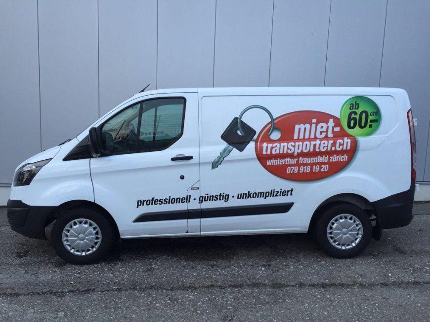 Transporter & Lieferwagen Mieten  Autovermietung Zürich Winterthur von Lkw 40 Tonner Mieten Photo