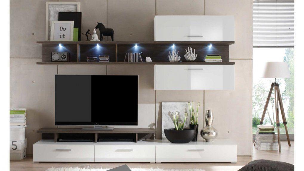 Trendteam Mbel Affordable Full Size Of Neues Interieur Pinke von Wohnwand Canyon White Pine Bild