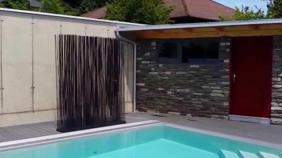 Trennwand Raumteiler Paravent Trennwände Sichtschutz Schöner Wohnen von Garten Sichtschutz Holz Schöner Wohnen Photo