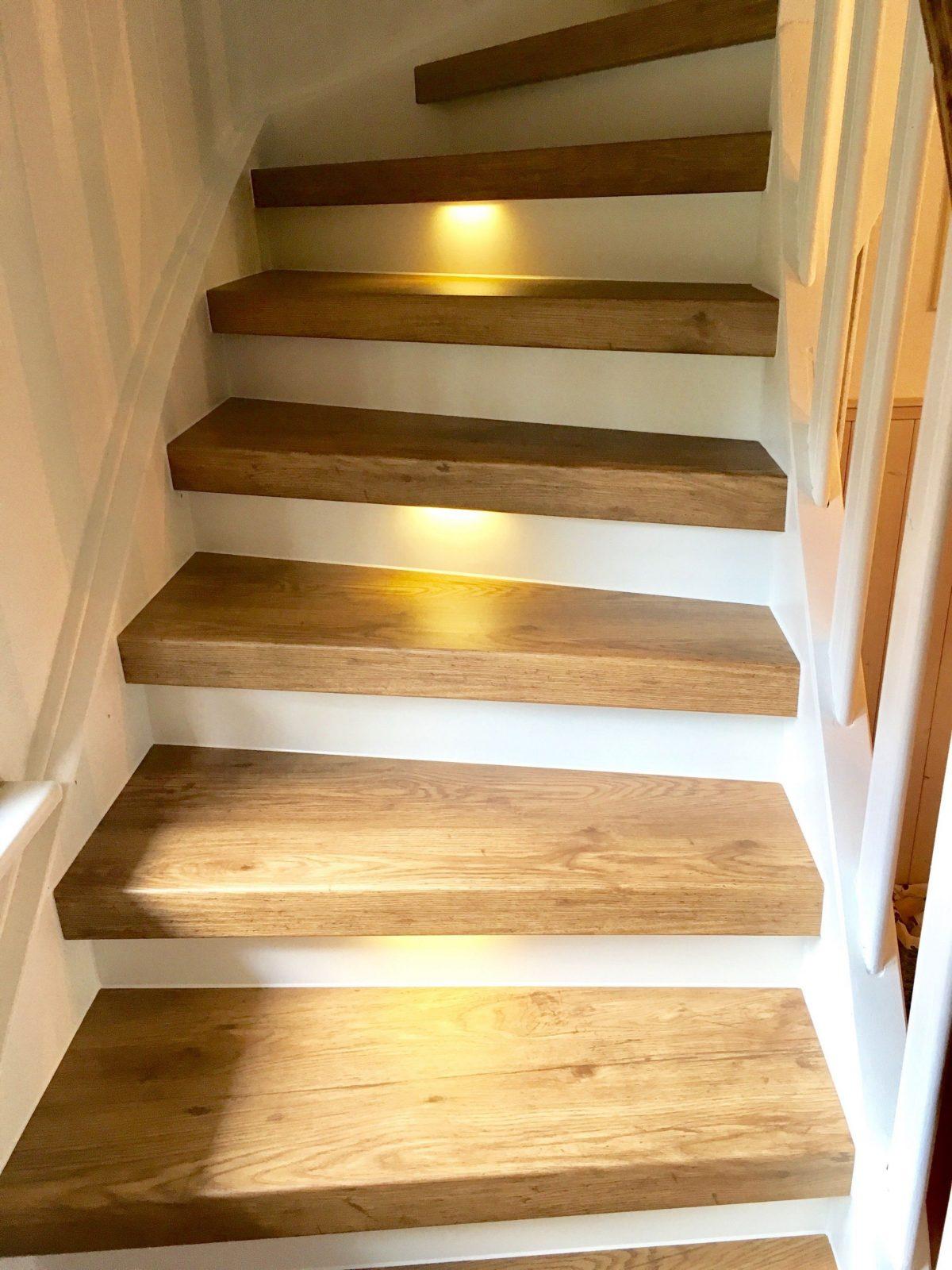 Treppenrenovierung Und Treppensanierung Von Vinylstufen Vinyltreppen von Treppen Sanieren Selber Machen Bild