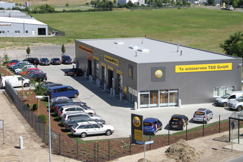 T&s Gmbh Webasto Service Center Und Kfzwerkstatt In Stahnsdorf von Kfz Werkstatt Bauen Kosten Bild
