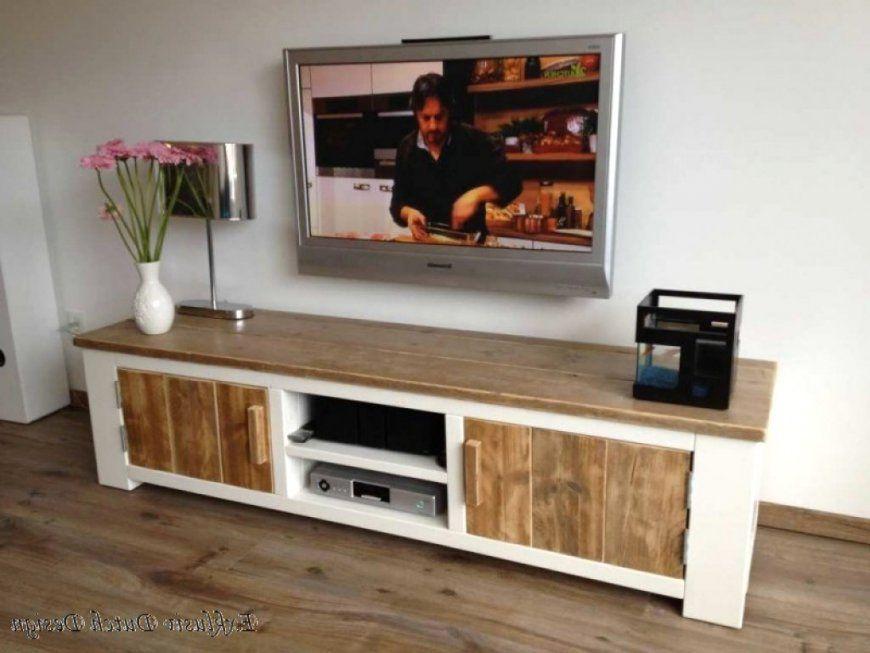 Tv Lowboard Holz Massiv Chemikum With Regard To Selber Bauen Das von Tv Lowboard Selber Bauen Bild