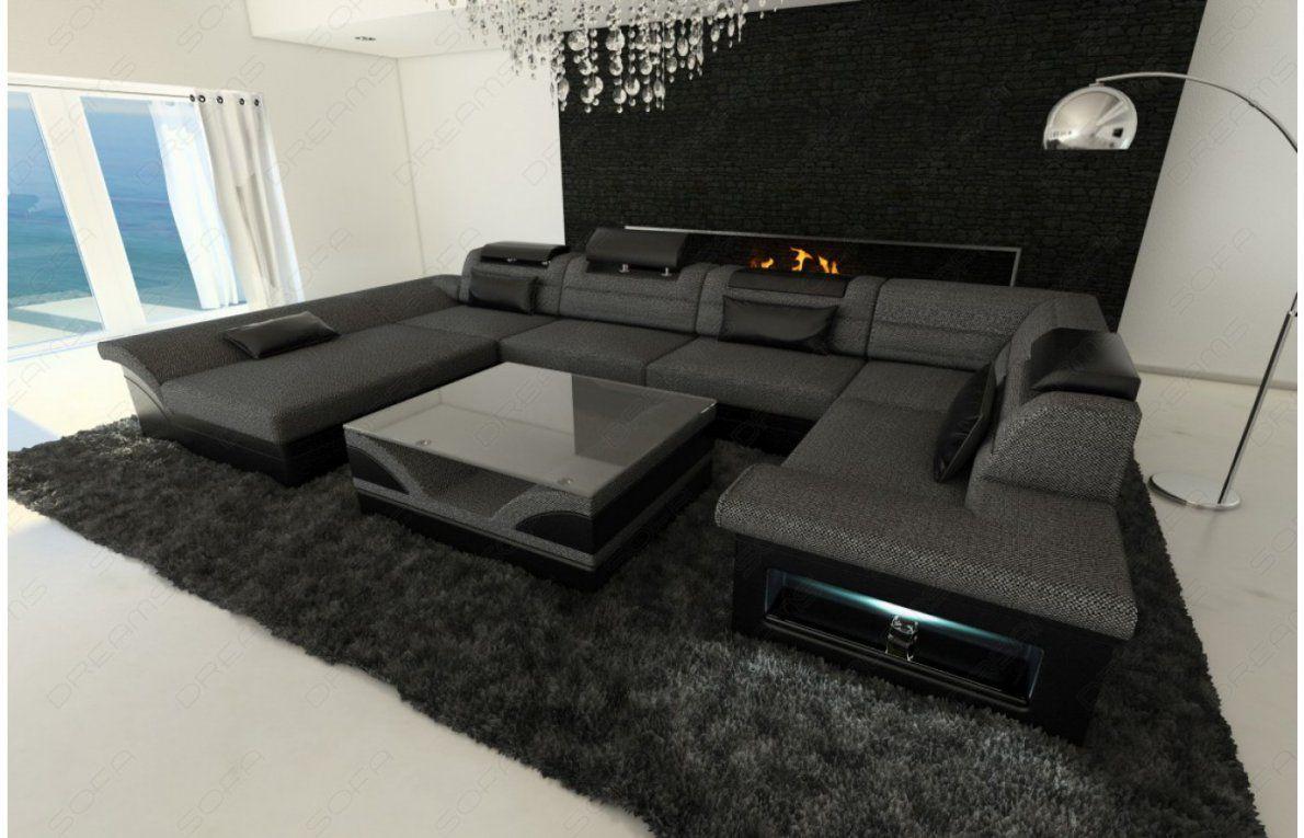 Unglaublich Couch In U Form Begriff 445 von Günstige Wohnlandschaft U Form Bild