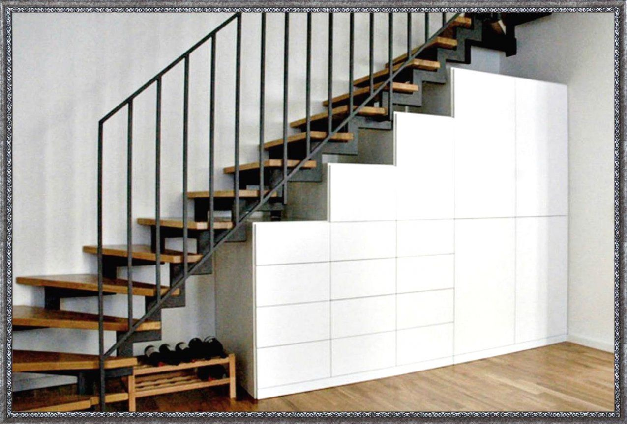 Unter Treppe Und Andere Lösungen Wie Sie Für Mehr 15 Avec Stauraum von Schrank Unter Der Treppe Bild