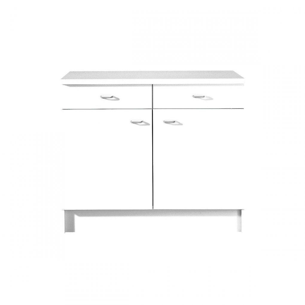 Unterschrank Speed Weiß Nachbildung Ca 100 X 85 X 47 Cm  Möbel Boss von Möbel Boss Küchen Unterschrank Bild
