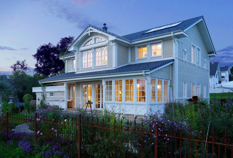 Unverzichtbar Der Mudroom Im Landhaus Holzhaus Schwedenhaus New von Amerikanische Häuser Bauen In Deutschland Bild
