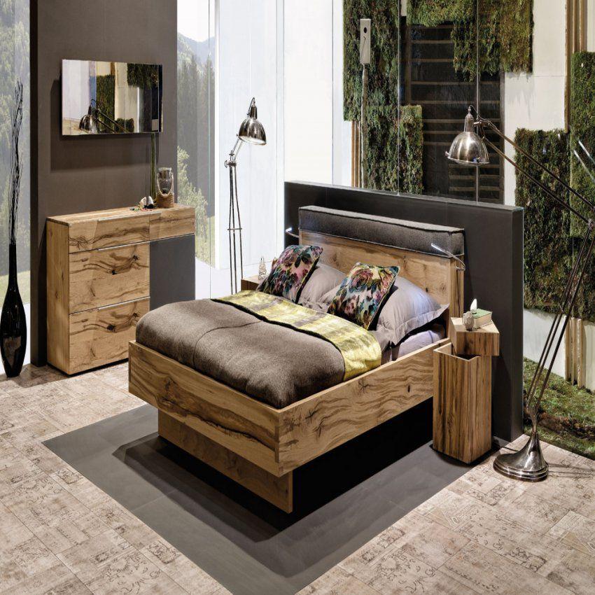 V Pur Products Meubles Voglauer Durchgehend Voglauer Bett von Voglauer V Pur Bett Photo