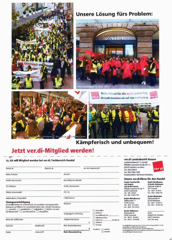 """Verdi Bei Baur Billigstlohngruppe Als """"hobby"""" Der Arbeitgeber von Baur Versand Telefonnummer Kostenlos Photo"""