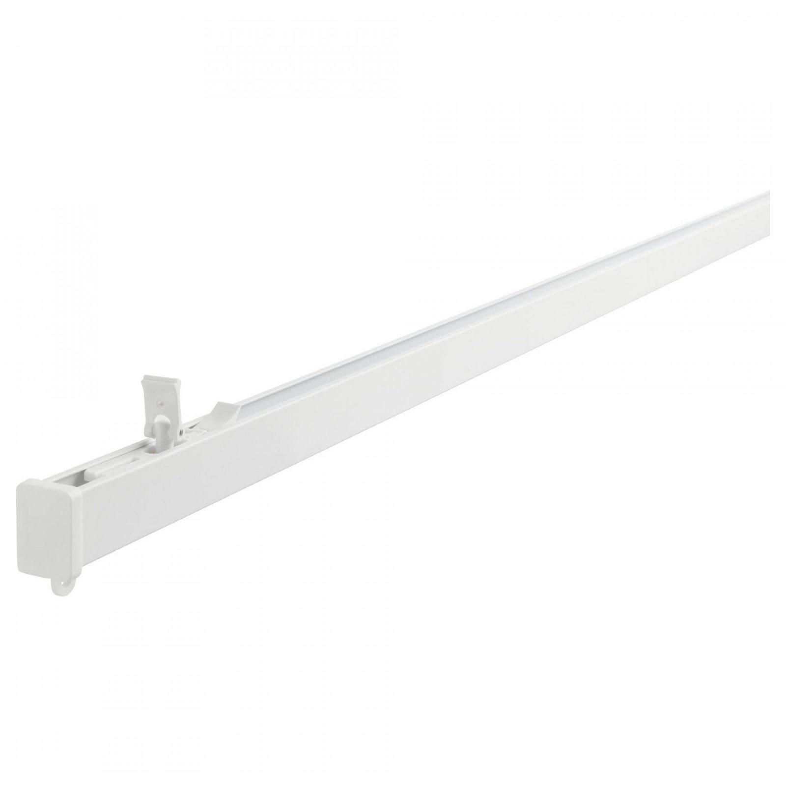 Vidga Gardinenschiene 1Läufig  Ikea von Bilder Aufhängen Schiene Ikea Bild