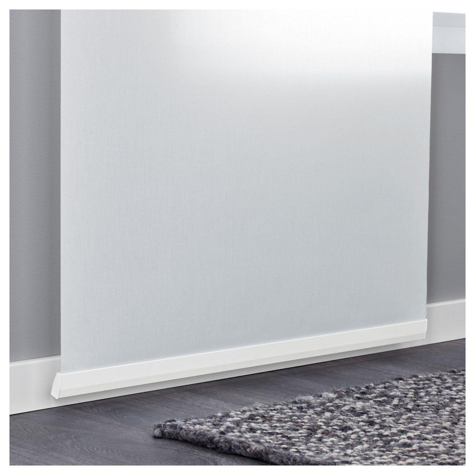 Vidga Halter Für Schiebegardine  Ikea von Bilder Aufhängen Schiene Ikea Bild