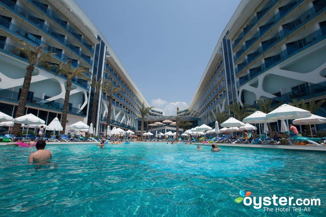 Vikingen Infinity Resort & Spa  Alanya  Oyster Review von Vikingen Infinity Resort & Spa Bewertung Bild