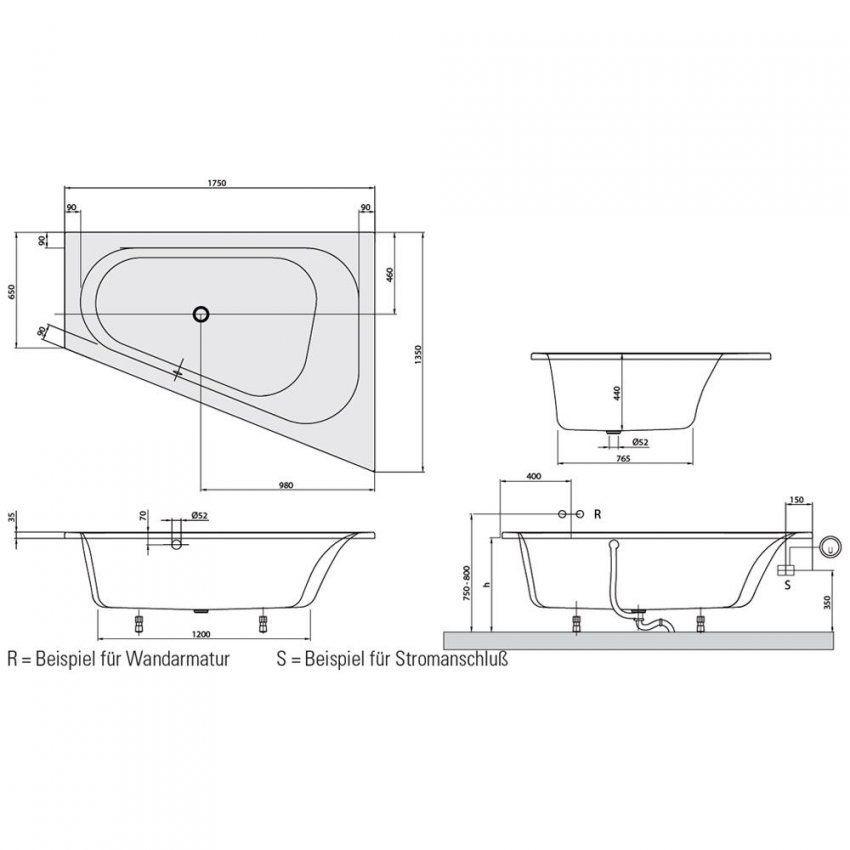 villeroy und boch loop and friends badewanne haus design. Black Bedroom Furniture Sets. Home Design Ideas