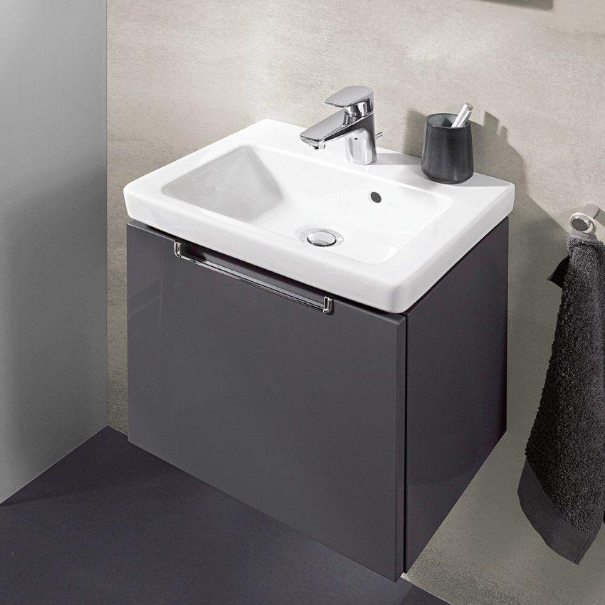 Villeroy & Boch Subway 20 Handwaschbecken 7315F5Xx  Megabad von Villeroy Und Boch Doppelwaschbecken Mit Unterschrank Bild