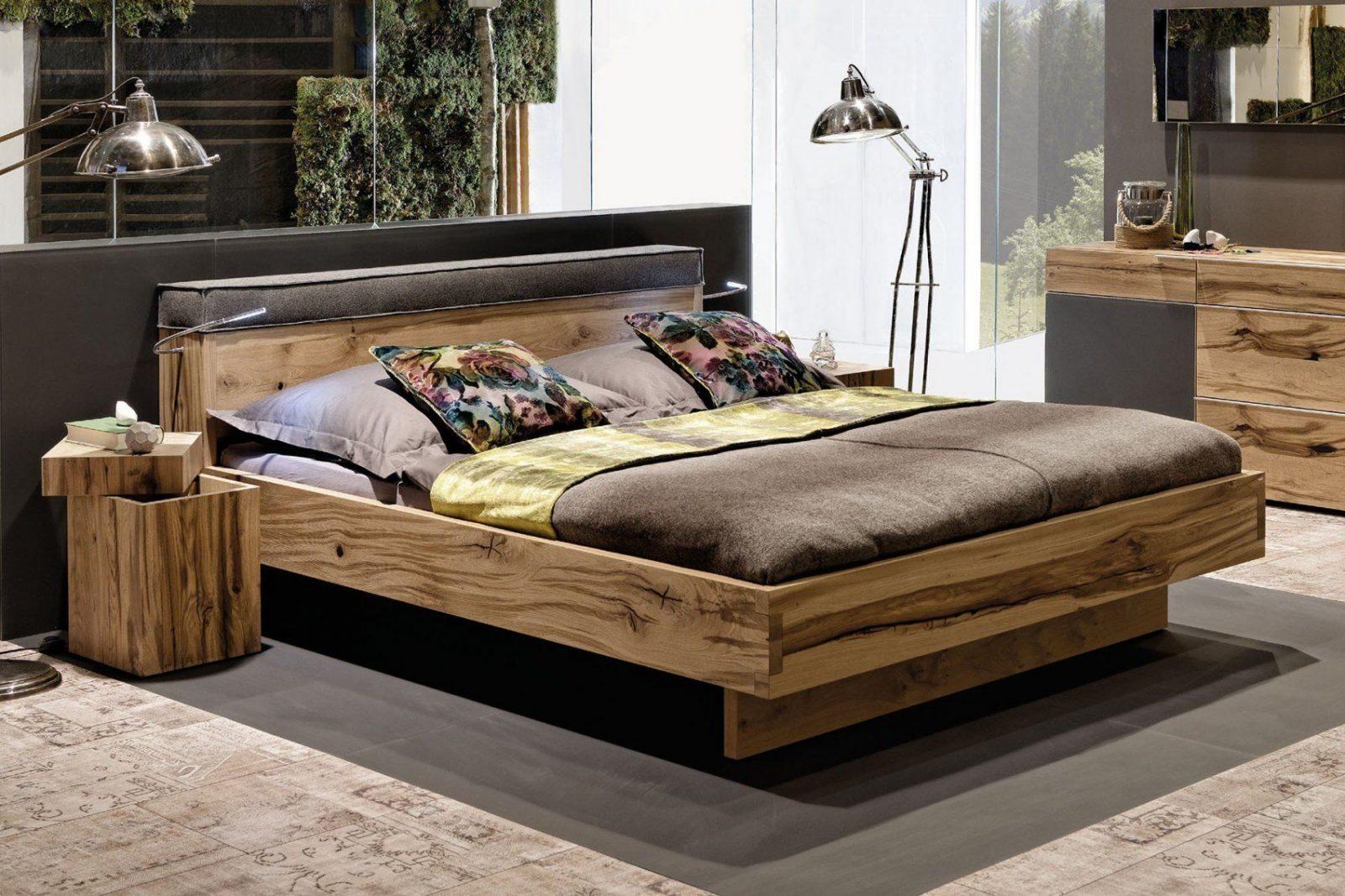 Voglauer Vpur Holzbett Furnier Eiche Altholz  Möbel Letz  Ihr von Voglauer V Pur Bett Photo