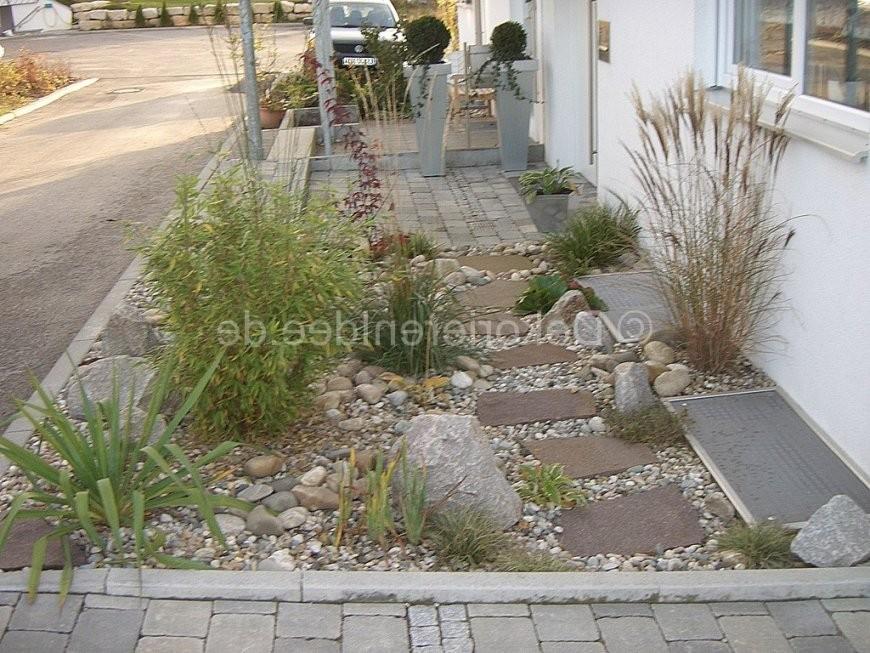 Vorgarten Gestalten Mit Gräsern – Gartens Max Ist Tolle Design Von von Vorgarten Gestalten Mit Kies Und Gräsern Photo