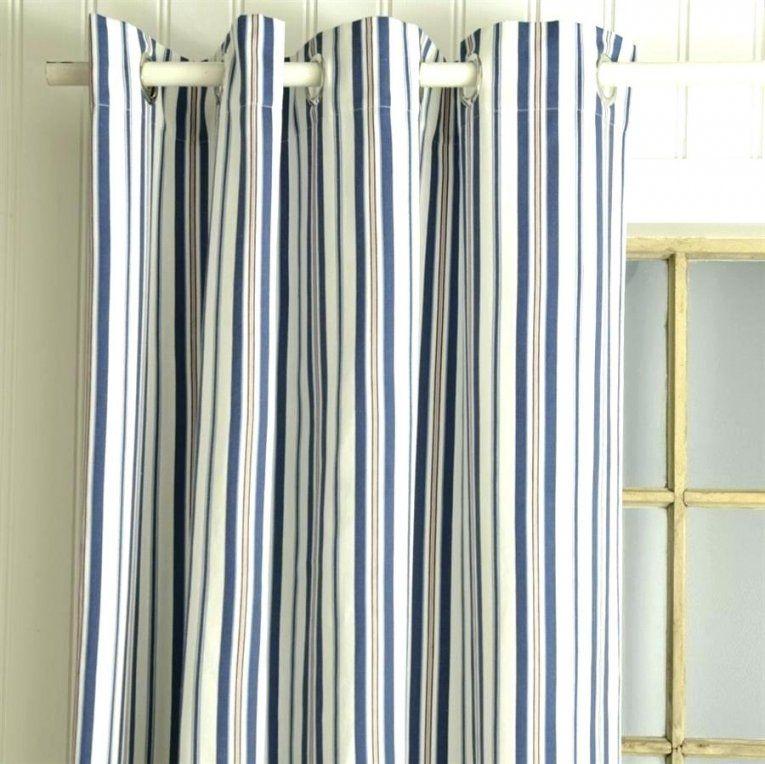 Vorhang Blau Weiss Gestreift 40 Antikes Leinen Mangeltuch Rolltuch von Gardinen Blau Weiß Gestreift Photo