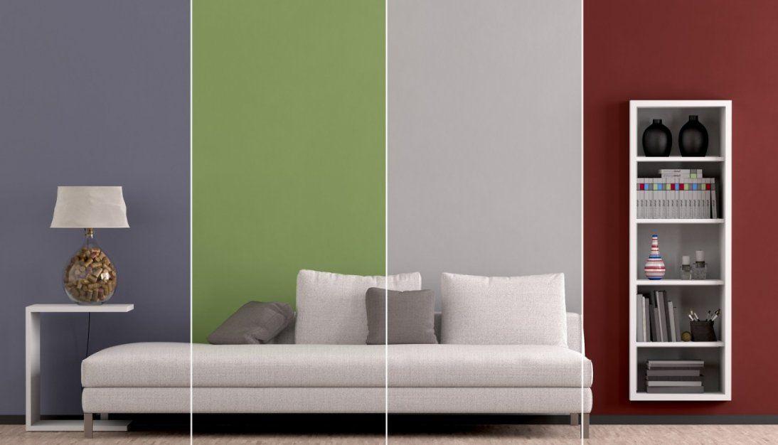 Wand Grau Streifen Mit Wand Streichen Ideen Für Muster Farben von Wand Streichen Streifen Ideen Photo