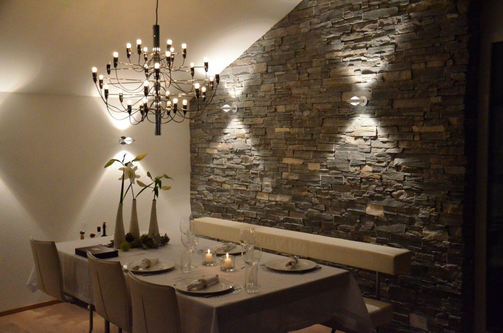 Wand Stein Verkleiden  Speyeder = Verschiedene Ideen Für Die von Wand Mit Steinen Verkleiden Photo