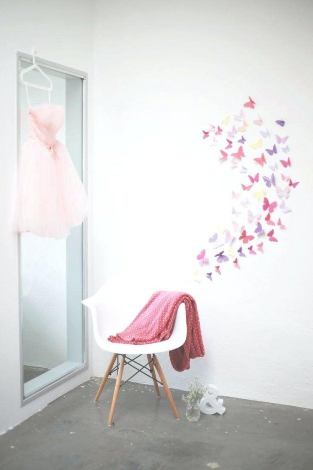 Schmetterlinge wanddeko selber machen haus design ideen - Wanddeko selbst gemacht ...