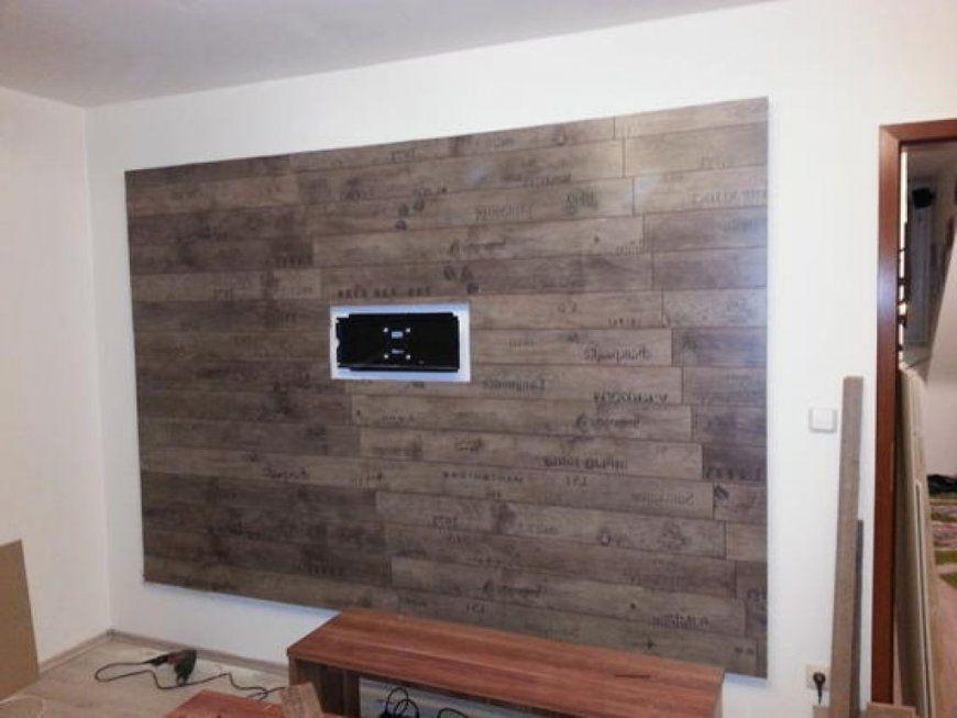 Wanddesign Selber Machen Das Beste Von Tv Wand Selber Bauen Ideen von Tv Wände Selber Bauen Bild
