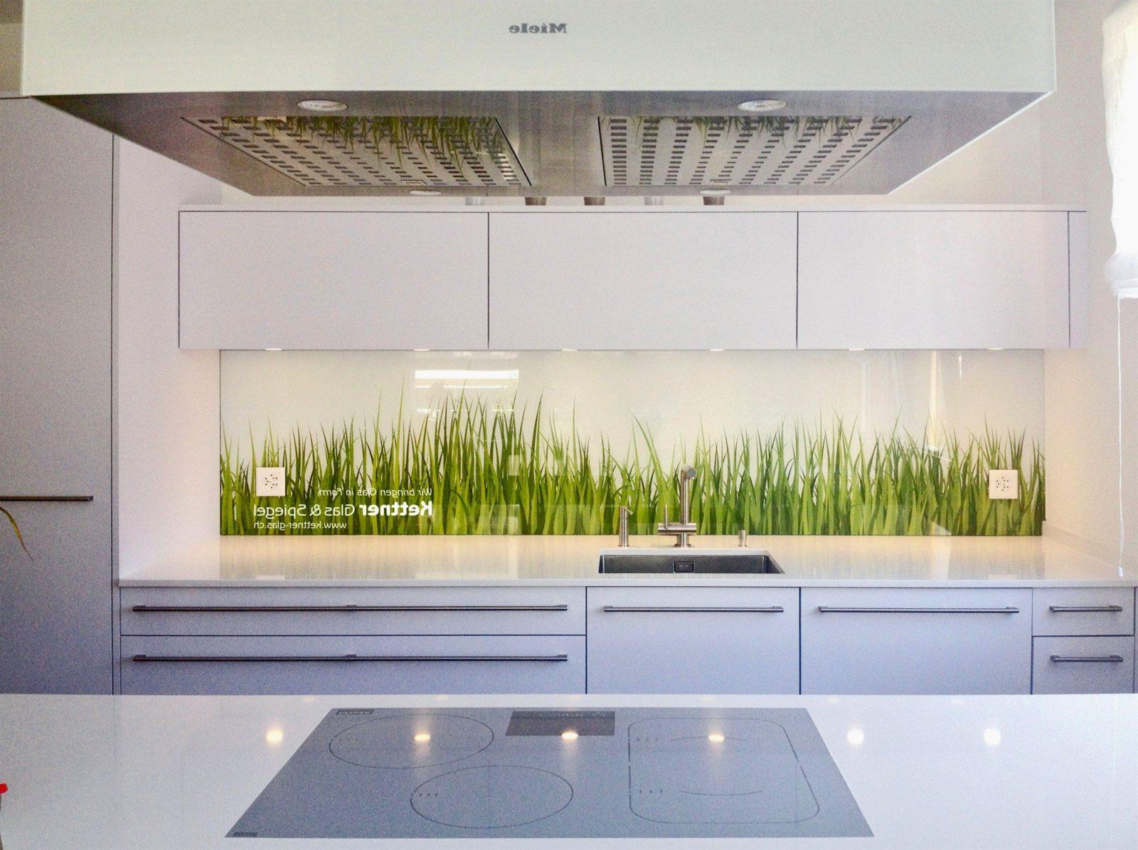 Wandgestaltung Küche Ideen Selber Machen Wunderbar Beautiful von Wandverkleidung Küche Selber Machen Photo