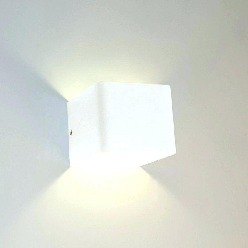 Wandleuchte Up Down Delta Light Vision Bad Retro Wandleuchten von Wandlampe Mit Schalter Ikea Bild