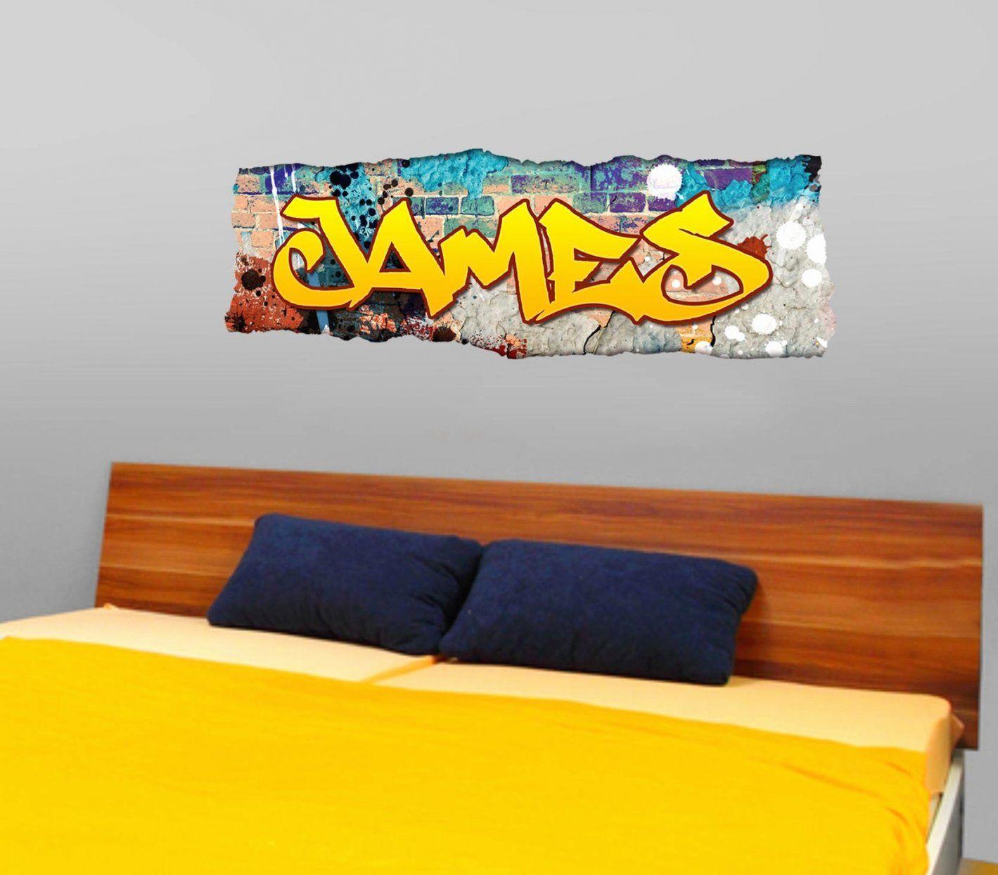 Wandtattoo Jugendzimmer Graffiti Frisch Intelligente Ideen von Wandtattoo Jugendzimmer Jungen Graffiti Bild