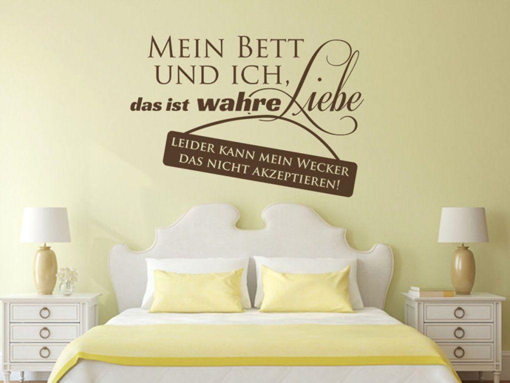 Sprüche Für Die Wand Schlafzimmer | Haus Design Ideen