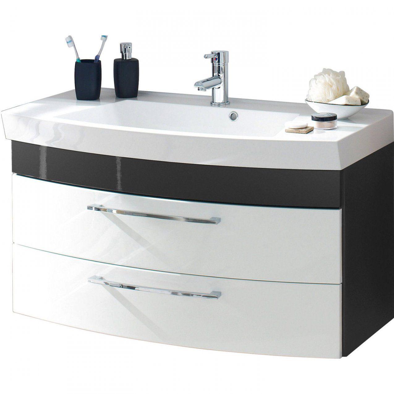 Waschbecken Mit Unterschrank Kaufen Bei Obi von Aufsatzwaschbecken Mit Unterschrank Stehend Photo