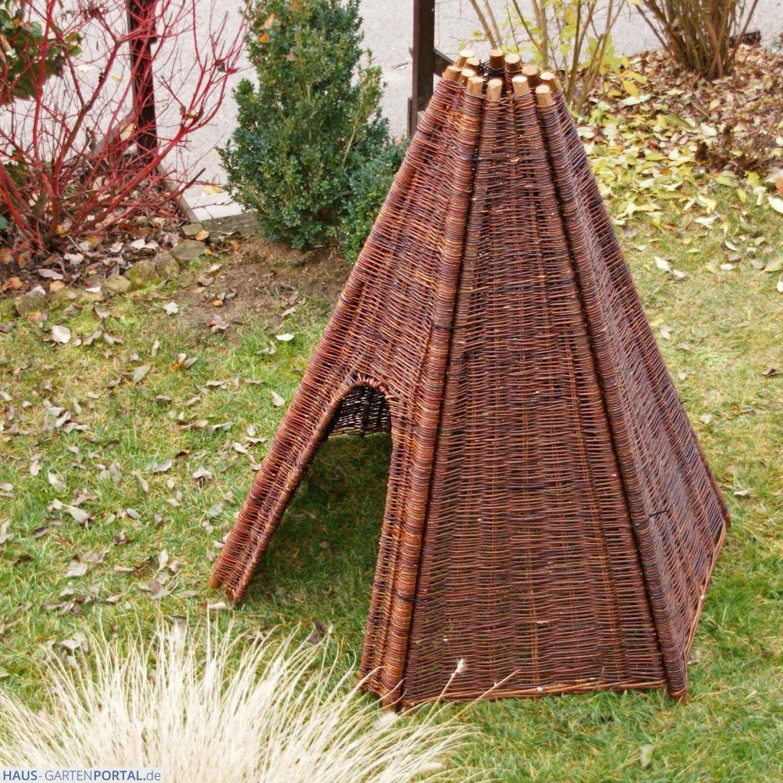 Weidengeflechte Für Haus Und Garten Sonnenschirm von Weidengeflechte Für Haus Und Garten Bild