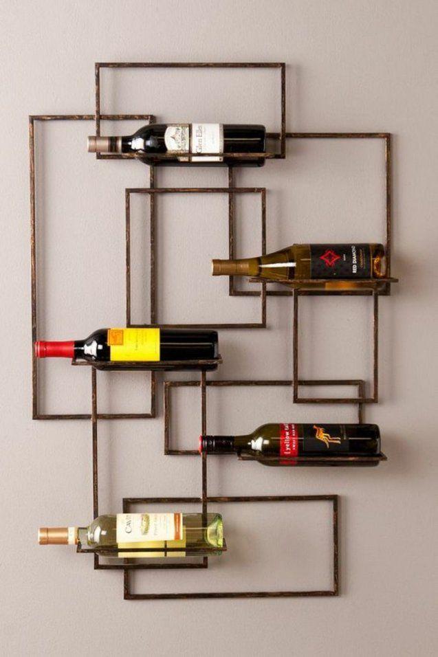 Weinregal Selber Bauen Und Die Weinflaschen Richtig Lagern von Weinregal Selber Bauen Einfach Bild