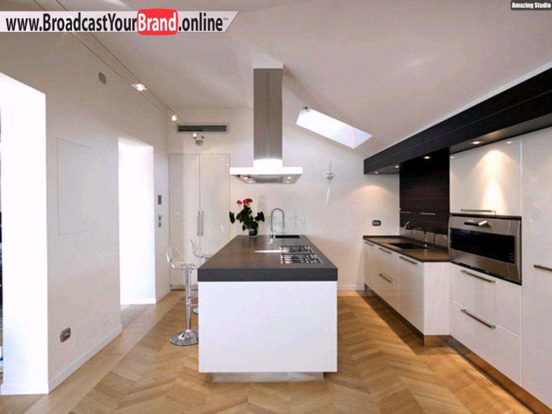 Weiße Küche Mit Weißer Arbeitsplatte | Haus Design Ideen