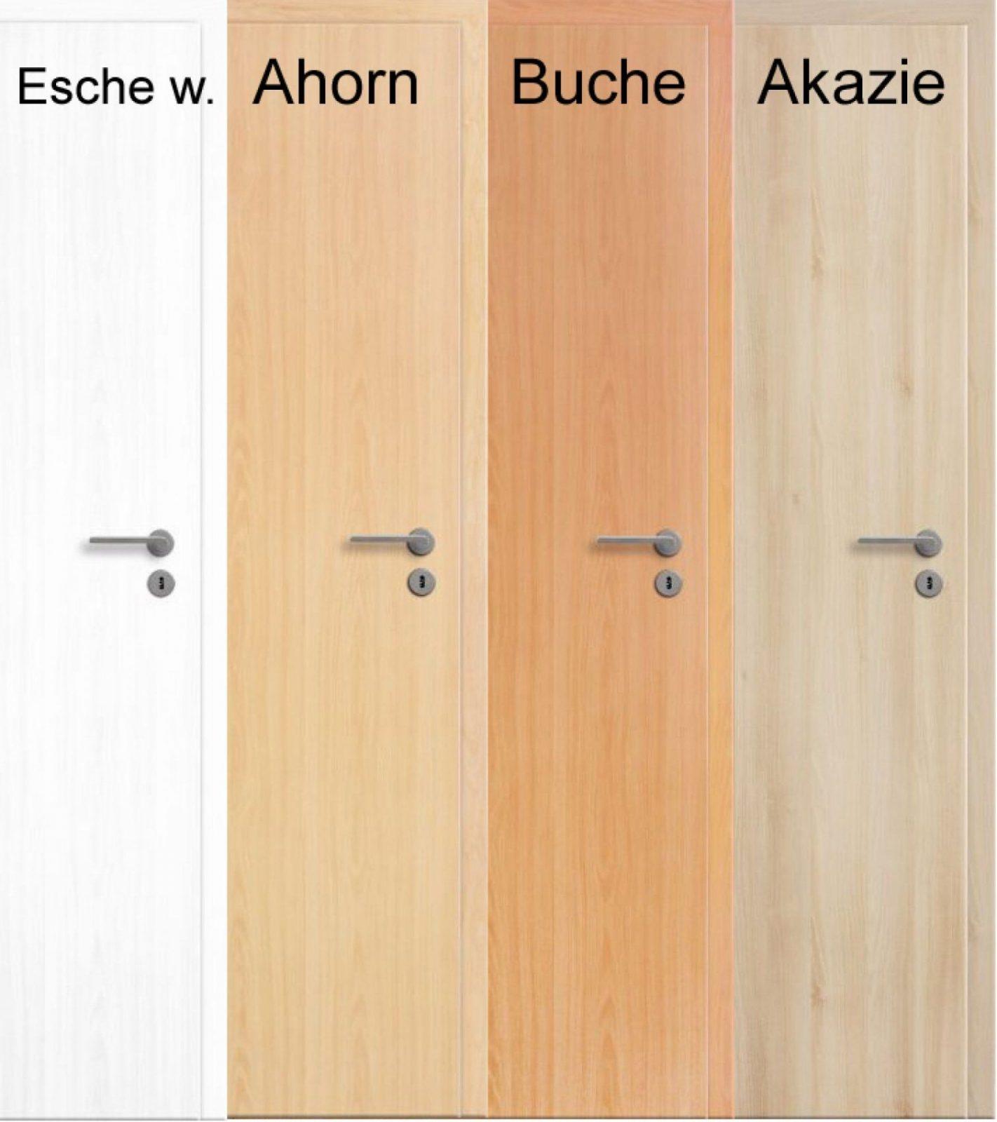 Weiße Tür Mit Zarge  Jamgo von Zimmertüren Mit Zarge Restposten Bild