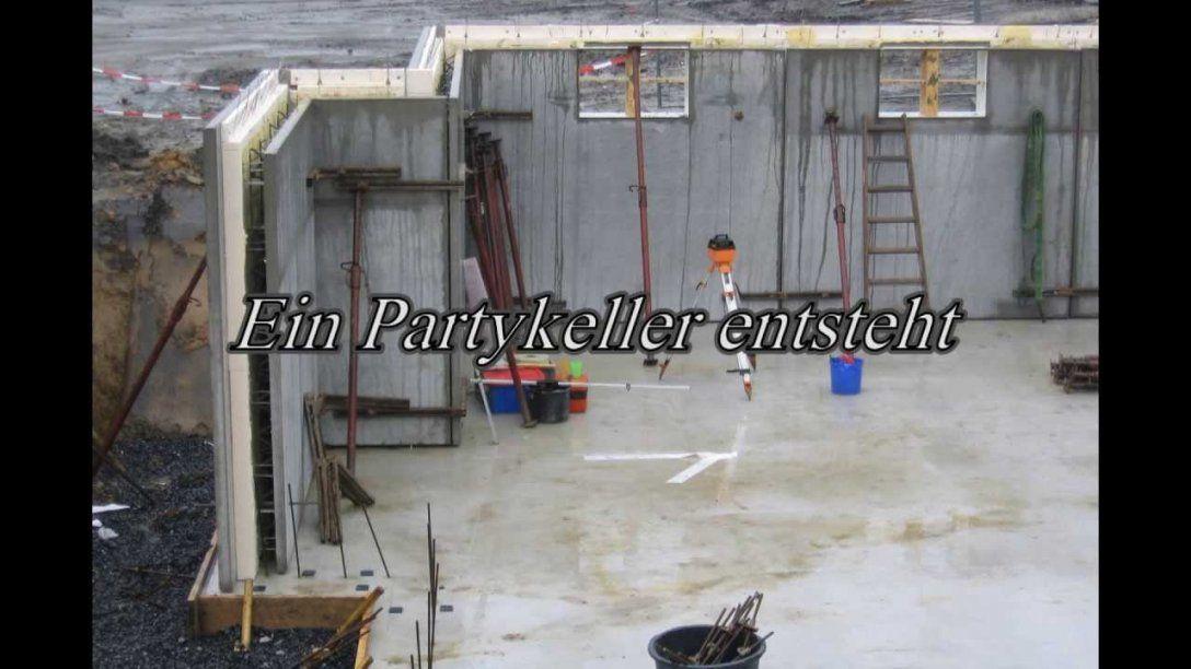 Welcome To The Club  Ein Partykeller Entsteht  Youtube von Partykeller Einrichten Selber Bauen Bild