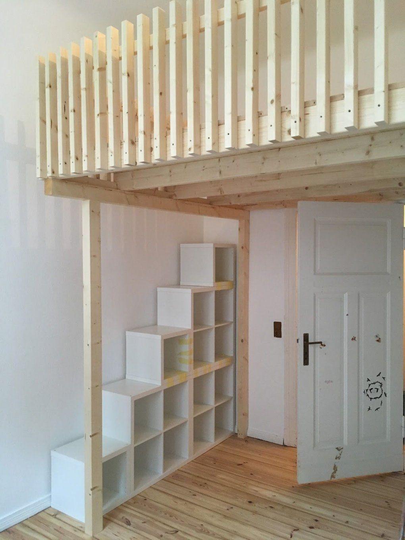 Willkommen Auf Der Blogseite Von Camaluna Wenn Du Interessiert An von Hochbett Mit Regal Treppe Photo