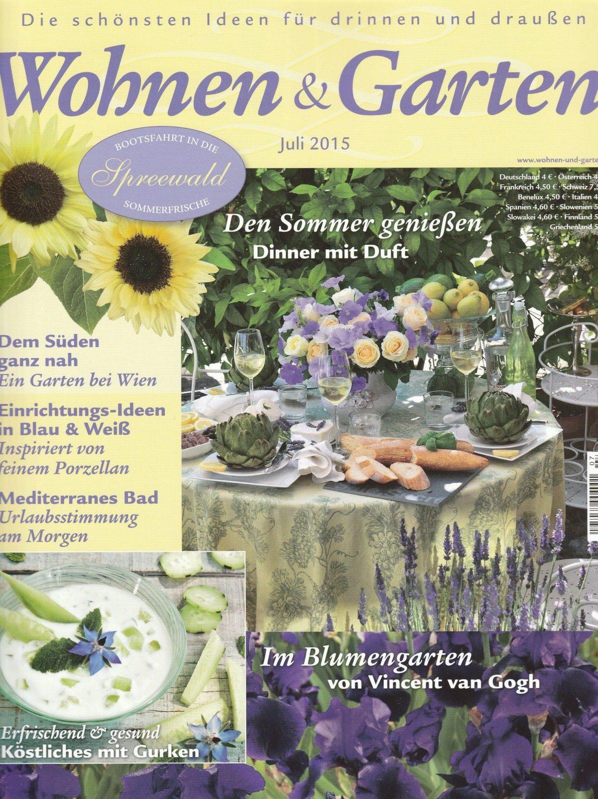 Wohnen Und Garten Faszinierend Porträt Betreffend Wohnen Und Garten von Wohnen Und Garten Abo Photo