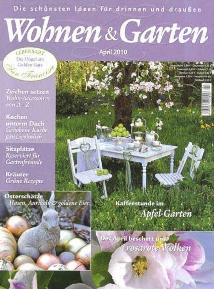 Wohnen Und Garten Zeitschrift – Vivaverde von Wohnen Und Garten Abo Bild